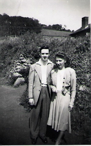 Gordon and Violet Fursdon
