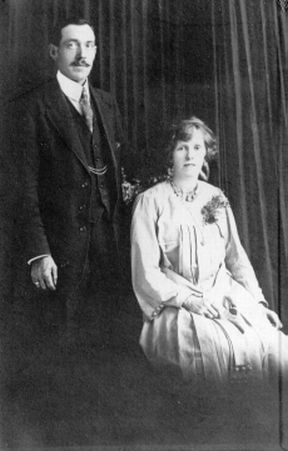 nellie and fred pyman