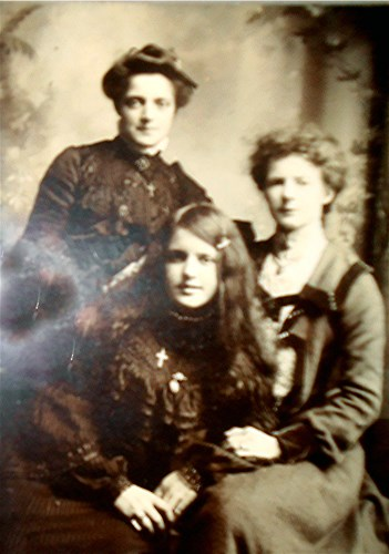 janie, pauline and julia maude chapple