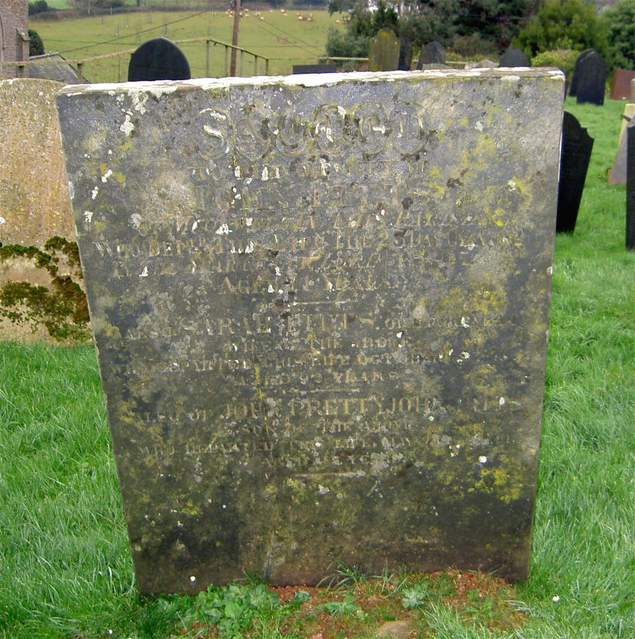 grave of john and sarah pitts