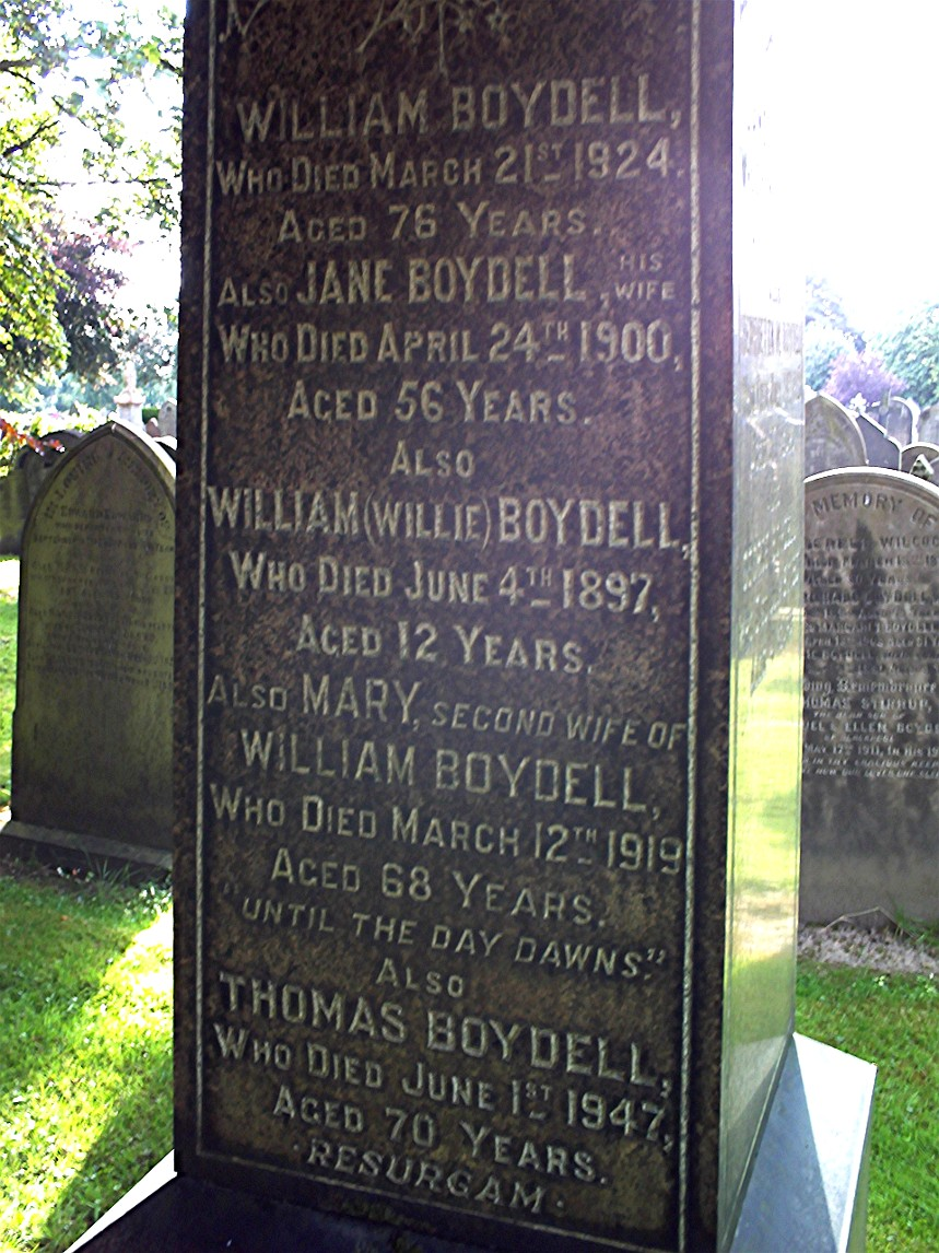 william boydell