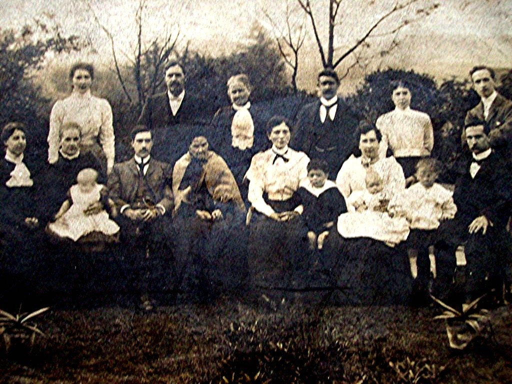 Boydell Family group