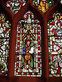 Boydell stained glass