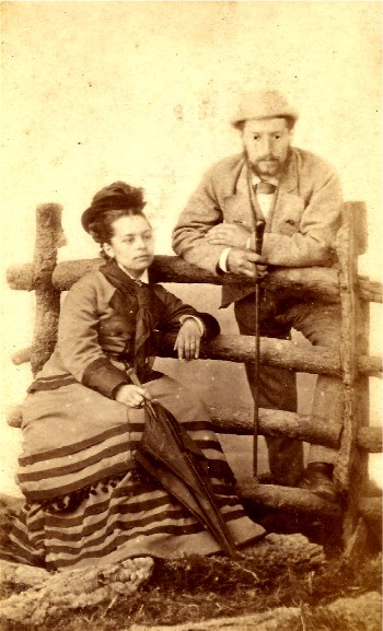 Lewis and Mary Wright