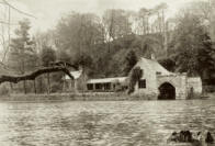 Boathouse at radford