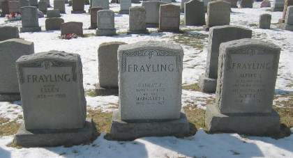 Frayling Graves
