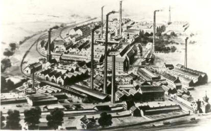Thornliebank factory